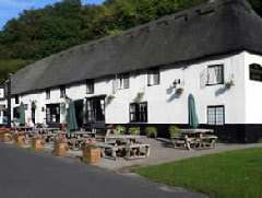 The Hambro Arms, Milton Abbas