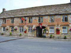 The New Inn at Cerne Abbas in Dorset