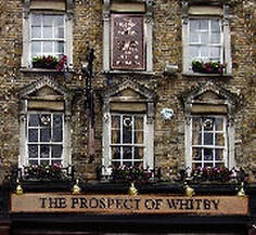 The historic Prospect of Whitby, London