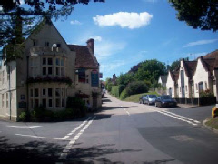 The Woolpack at Chilham in Kent