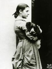 Photograph of Beatrix Potter