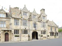 Haunted Talbot Hotel, Oundle