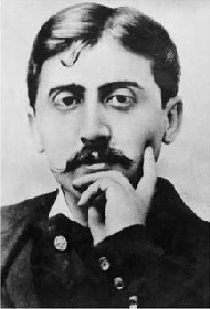 Photograph of Marcel Proust