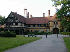 Hotel Cecilienhof at Potsdam