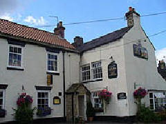 The Fox and Hounds at Cotherstone, Durham