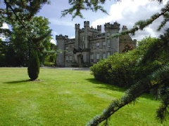 Haunted Airth Castle