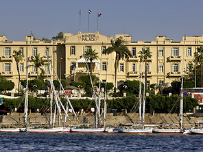 The Winter Palace Hotel, Luxor