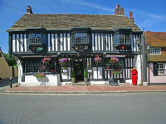 The Star Inn at Alfriston, East Sussex