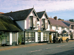 The Old Inn at Crawfordsburn, Northern Ireland