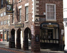 Haunted Pied Bull, Chester