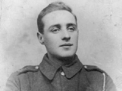 Granville Furnival. Died of gunshot wounds near Ypres, April 1917.