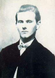 Photograph of Jesse James