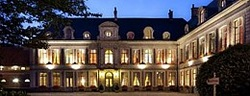 Discover historic hotels in North East France