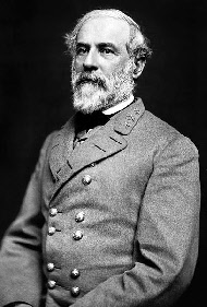 Photograph of Robert E Lee