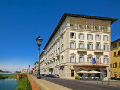 The St Regis Hotel of Florence, Italy