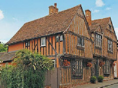 De Vere House self catering in Lavenham