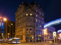 Cardiff's Royal Hotel