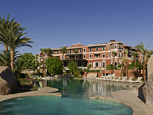 Sofitel Legend Aswan (The Old Cataract Hotel)