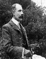 Photograph of Elgar