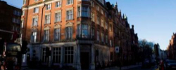 London Haunted Hotels