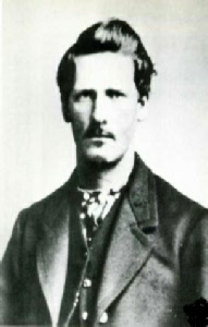 Photograph of Wyatt Earp