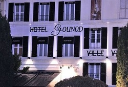 Hotel Gounod in St Remy de Provence