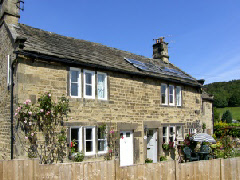 Mompesson Cottage self catering in Eyam