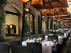 Historic Hotel d'Inghilterra in Rome
